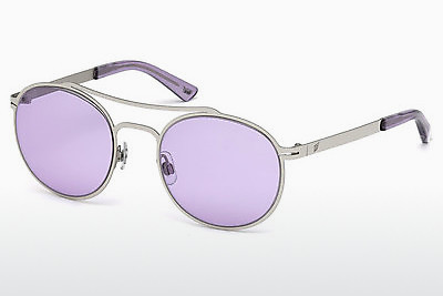 Óculos de marca Web Eyewear WE0172 16Y - Prateado, Shiny, Grey