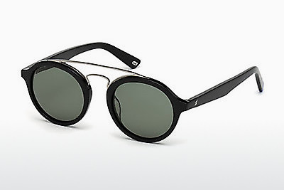 Óculos de marca Web Eyewear WE0173 01N - Preto, Shiny