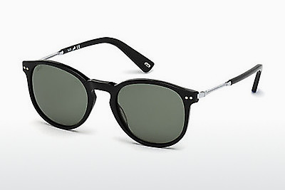 Óculos de marca Web Eyewear WE0177 01N - Preto, Shiny