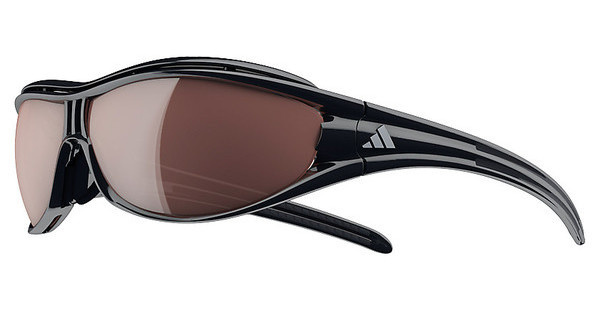 Adidas A127 6106 LST polarized silver + LST bright (antifog)shiny black