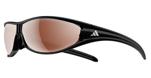 Adidas A267 6079 LST polarized silvershiny black