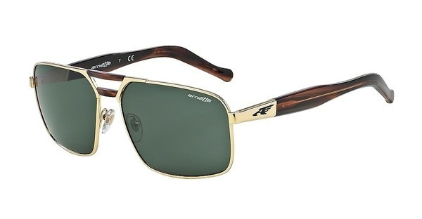 Arnette AN3068 503/71 GRAY GREENGOLD