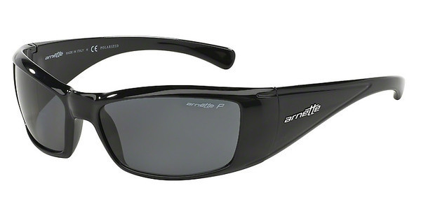 Arnette AN4077 41/81 POLAR GRAYGLOSS BLACK
