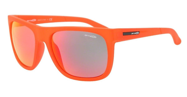 Arnette AN4143 21716Q RED MULTILAYERFUZZY TRASLUCENT ORANGE