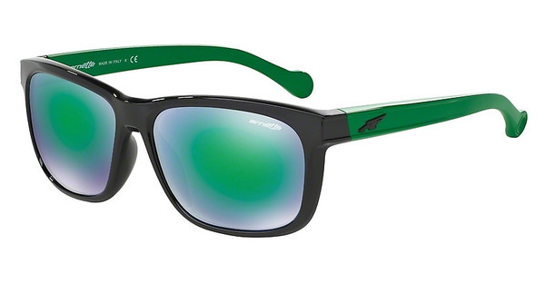 Arnette AN4196 22413R LIGHT GREEN MIRROR GREENBLACK