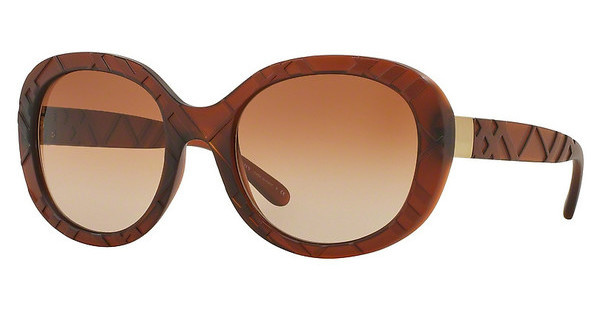 Burberry BE4218 358313 BROWN GRADIENTMATTE BROWN