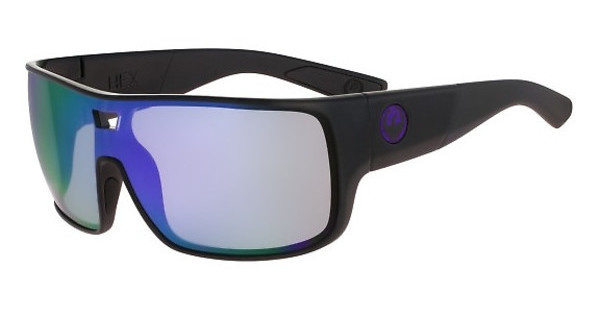 Dragon DR HEX 005 SHINY BLACK-PURPLE ION