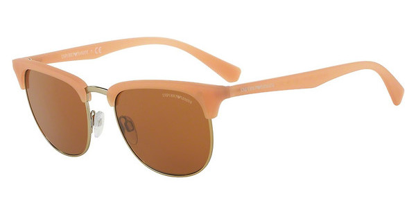 Emporio Armani EA4072 550173 BROWNMATTE OPAL HONEY