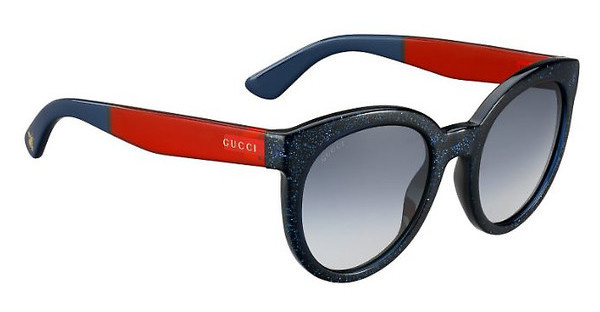 Gucci GG 3810/S VMY/HD GREY SFGLTTBLRED
