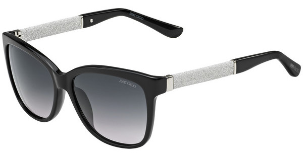 Jimmy Choo CORA/S FA3/HD GREY SFBK GLTTBK