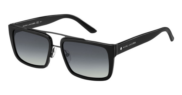 Marc Jacobs   MARC 57/S 2QP/HD GREY SFBLKMTTBLK