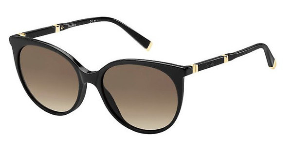 Max Mara MM DESIGN III QFE/JD BROWN SFBLKROSGLD