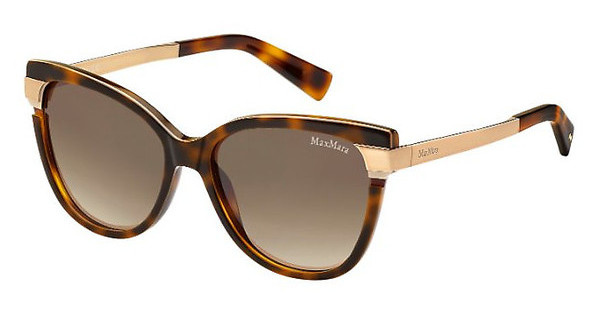 Max Mara MM LAYERS II CJ7/JD BROWN SFHVNIVR GD