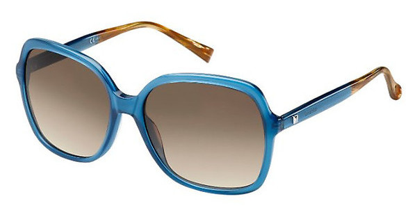 Max Mara MM LIGHT V AHI/JD BROWN SFTRNS BLUE