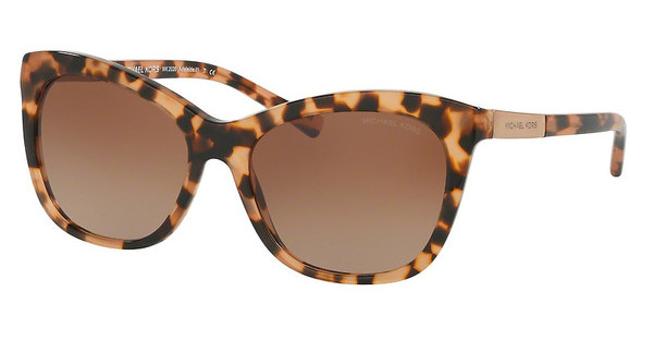 Michael Kors MK2020 315513 BROWN GRADIENTPEACH TORTOISE/ROSE GOLD