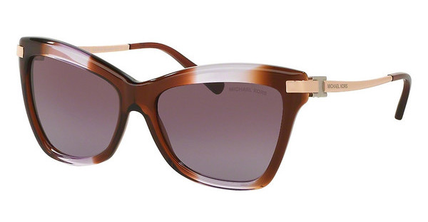Michael Kors MK2027 31738H PURPLE GRADIENTBROWN PURPLE GRADIENT