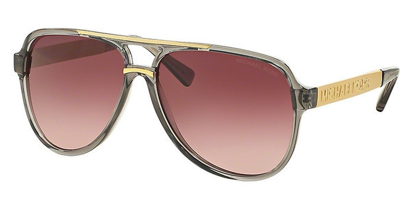 Michael Kors MK6025 30918H BURGUNDY GRADIENTGREY TRANSPARENT/GOLD