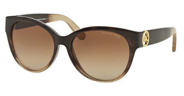 Michael Kors MK6026 309613 BROWN GRADIENTTORTOISE GRADIENT GLITTER