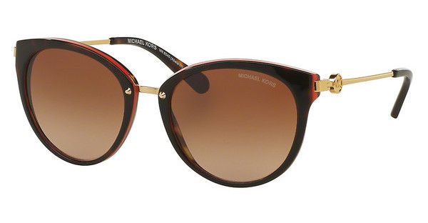 Michael Kors MK6040 313013 BROWN GRADIENTTORTOISE/ ORANGE