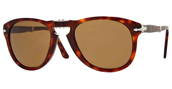 Persol PO0714 24/57 CRYSTAL BROWN POLARIZEDHAVANA