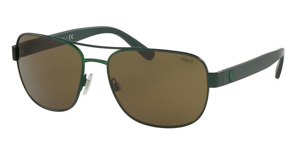 Polo PH3101 900573 OLIVEMATTE MILITARY GREEN