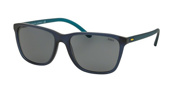 Polo PH4108 527687 GREY-BLUEMATTE CRISTAL BLUE