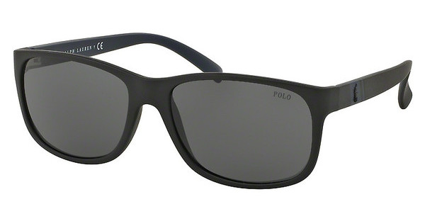 Polo PH4109 528487 GREYMATTE BLACK