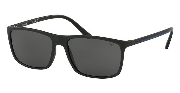 Polo PH4115 528487 DARK GREYMATTE BLACK