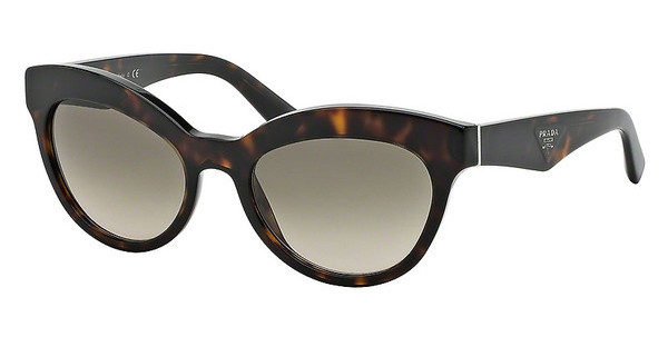 Prada PR 23QS 2AU3D0 LIGHT BROWN GRAD LIGHT GREYHAVANA
