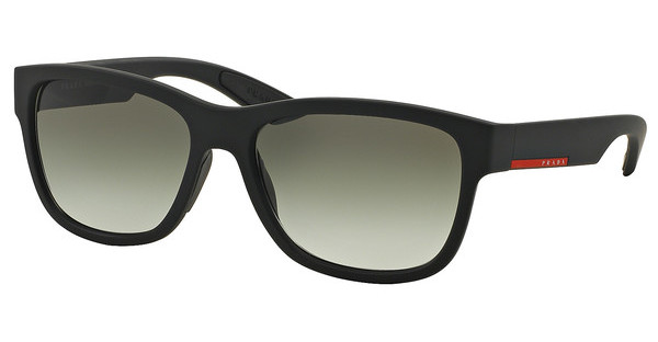 Prada Sport PS 03QS DG00A7 GREY GRADIENTBLACK RUBBER