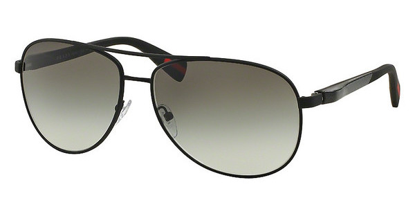 Prada Sport PS 51OS DG00A7 GREY GRADIENTBLACK RUBBER
