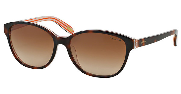Ralph RA5128 977/13 BROWN GRADIENTAMBER/ORANGE STRIPES