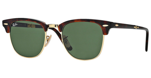 Ray-Ban RB2176 990 CRYSTAL GREENRED HAVANA