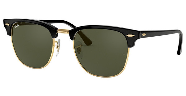 Ray-Ban RB3016 W0365 CRYSTAL GREENEBONY/ ARISTA