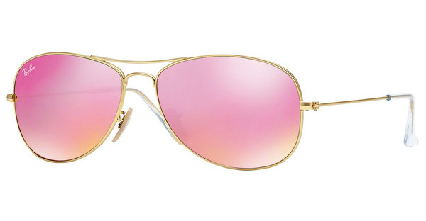 Ray-Ban RB3362 112/4T CYCLAMEN MIRRORMATTE GOLD