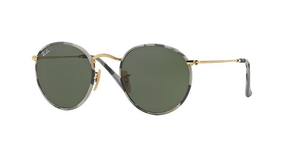 Ray-Ban RB3447JM 171 GREENCAMOUFLAGE GREY/WHITE
