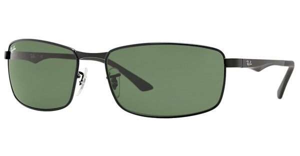 Ray-Ban RB3498 002/71 GREENBLACK