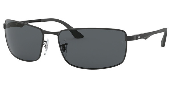 Ray-Ban RB3498 006/81 POLAR GRAYMATTE BLACK