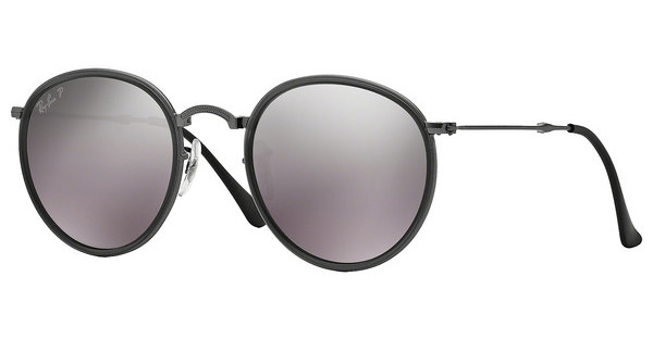 Ray-Ban RB3517 029/N8 POLAR GREY MIRRORMATTE GUNMETAL