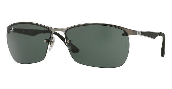 Ray-Ban RB3550 029/71 GREENMATTE GUNMETAL