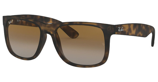Ray-Ban RB4165 865/T5 POLAR BROWN GRADIENTHAVANA RUBBER
