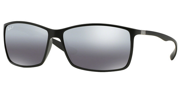 Ray-Ban RB4179 601S82 POLAR GREY MIRROR SILVER GRAD.MATTE BLACK