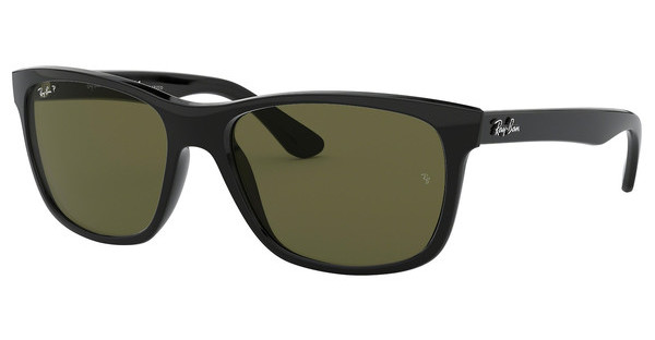Ray-Ban RB4181 601/9A POLAR GREENSHINY BLACK
