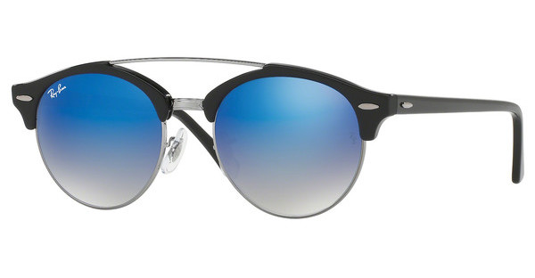 Ray-Ban RB4346 62507Q BLUE FLASH GRADIENTSHINY BLACK