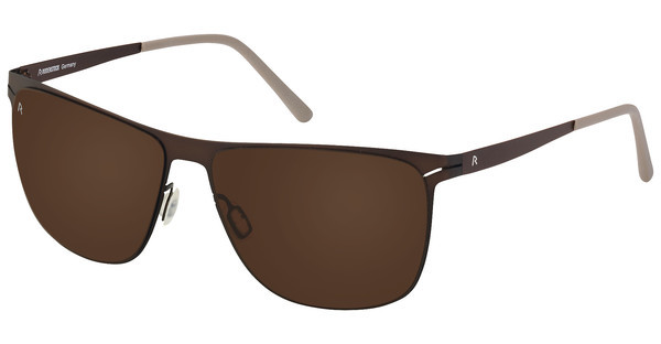 Rodenstock   R1411 A brown - 87%dark chocolate, sand