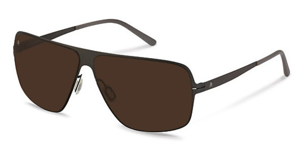 Rodenstock R1412 C brown - 87%gunmetal, chocolate