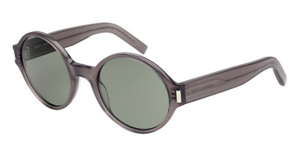 Saint Laurent SL 63 005 GREENGRAY, GRAY