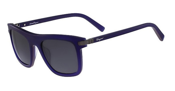 Salvatore Ferragamo SF785S 414 BLUE MATTE