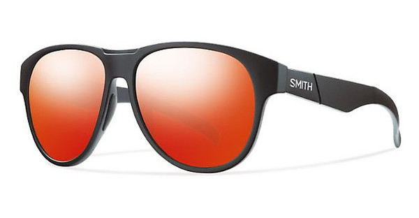 Smith TOWNSEND/N DL5/AO RED SPMTT BLACK (RED SP)