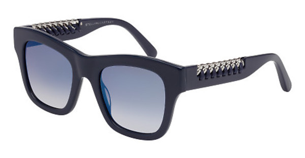 Stella McCartney SC0011S 007 BLUEBLUE